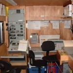 Looking at the radio/command area from 13 years ago before we added computers.