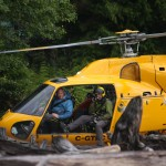 North Shore SAR Assists on Debeck Creek Task