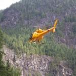 Talon at Debeck Creek 2011 task