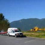 Mutual Aid call to Ridge Meadows SAR