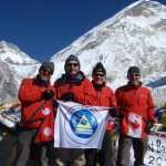 Coquitlam SAR goes to Everest!