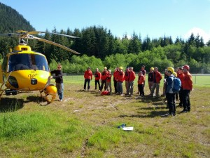 Helicopter Rescue training 20