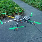 Unmanned Aerial Vehicle (UAV) Demo
