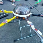 Rob Sell Hexacopter UAV