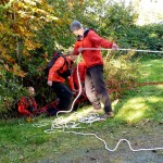 Slope Rescue Scenario