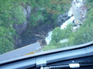 Gold Creek Upper Falls