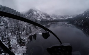 Widgeon Lake in Winter