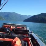 Coquitlam SAR Argo ATV on the landing craft