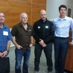 Squamish and Lions Bay SAR members