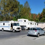 Our Incident Command trailers