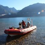 Coquitlam SAR boat