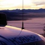 Smart phone navigation leads to a cold night on Burke Mountain