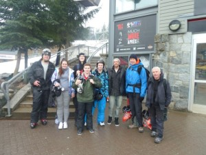 Ski Day at Whistler