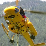 Coquitlam SAR Essential crew person on board