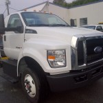 Ford F650 Ready for command centre build