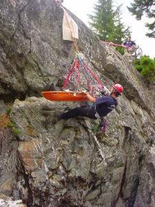 Rope Rescue Demo
