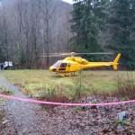Talon Helicopters at Buntzen Lake