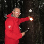 Trail Marking Project Continues