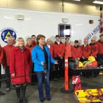 Premier Christy Clark and MLA Linda Reimer