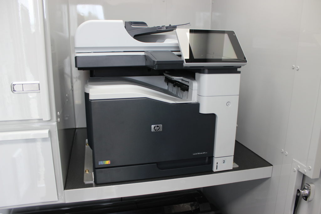 Large colour laser printer