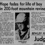 Feb 1st, 1972: Two hikers go missing on Burke Mountain