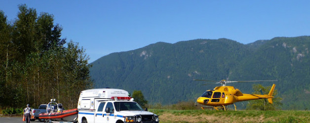 Mutual Aid call to Ridge Meadows SAR