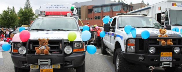 Parade, Picnic and Rescue