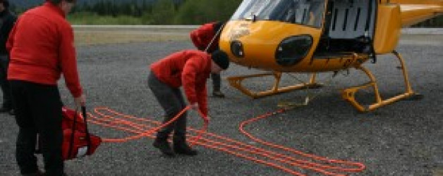 Helicopter Long Line Training