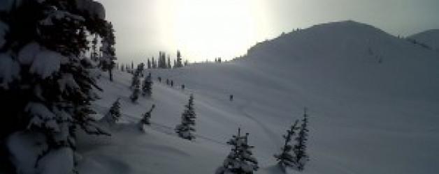 Winter Rescue Scenario on Burke Mountain