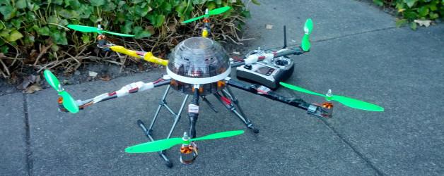 UAV Demo and Scenario