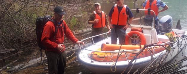 Buntzen Lake medical rescue