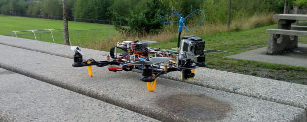 UAVs for Search and Rescue