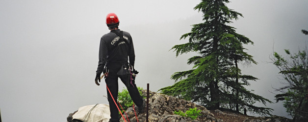 Rescue on Burke Mountain