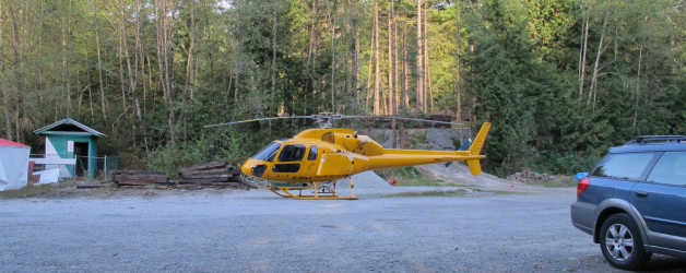"Coquitlam SAR and ""The Gun Club"""