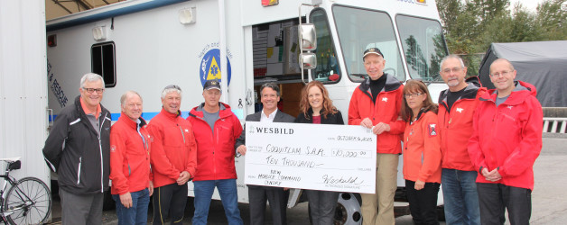 Wesbild Donates $10,000
