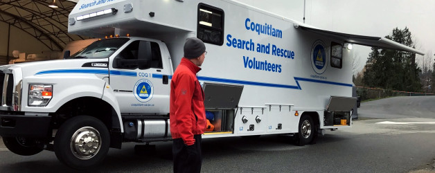 Mobile Command Centre Launch and Dedication