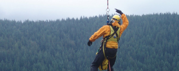 Coquitlam SAR adding new rescue tool – Helicopter longline