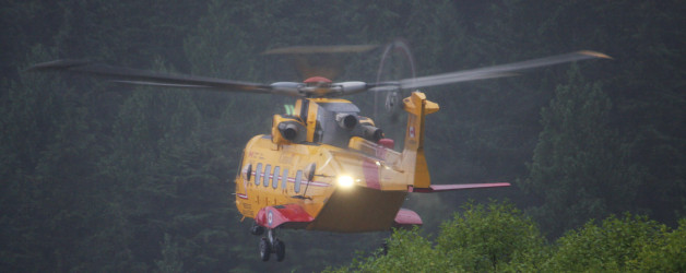 Video from last summer's Debeck creek rescue