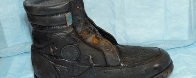 Foot in Sasamat Lake Identified